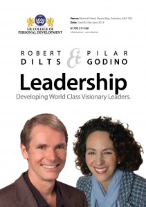 Leadership Event Poster